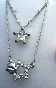 A replica of the necklace TaeKyung gives Go Minam that I bought off Ebay